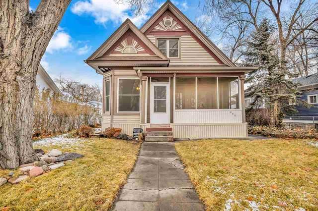 540 Chipeta Avenue, Grand Junction, CO 81501 (MLS #20210327) :: Western Slope Real Estate