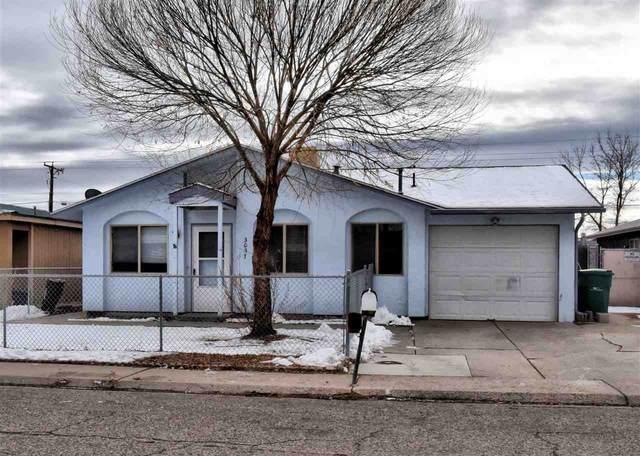 3037 Lancaster Gate Street, Grand Junction, CO 81504 (MLS #20210328) :: Western Slope Real Estate