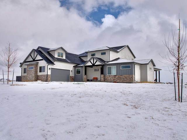 853 Slickrock Drive, Mack, CO 81625 (MLS #20210333) :: The Christi Reece Group