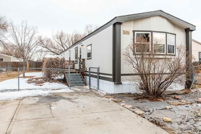 506 Virgo Way, Fruita, CO 81521 (MLS #20210334) :: Lifestyle Living Real Estate