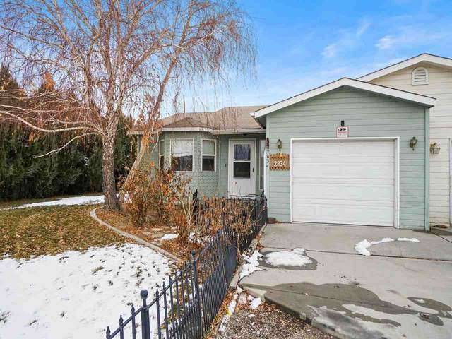 2834 Morningside Court, Grand Junction, CO 81503 (MLS #20210343) :: CENTURY 21 CapRock Real Estate
