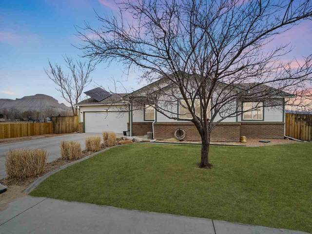 644 Orion Street, Clifton, CO 81520 (MLS #20210344) :: The Grand Junction Group with Keller Williams Colorado West LLC