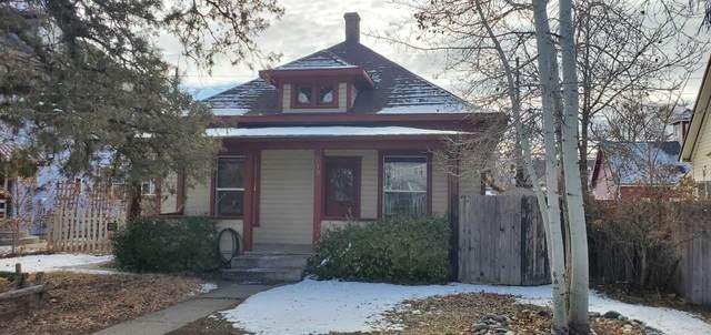 619 Chipeta Avenue, Grand Junction, CO 81501 (MLS #20210346) :: The Christi Reece Group
