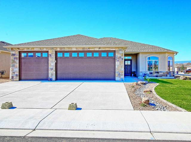 677 Strathearn Drive A, Grand Junction, CO 81504 (MLS #20210358) :: Lifestyle Living Real Estate