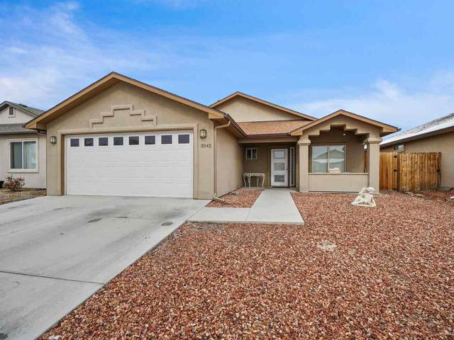 3042 Prickly Pear Drive, Grand Junction, CO 81504 (MLS #20210369) :: Lifestyle Living Real Estate