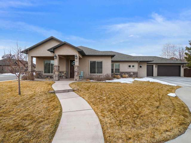 149 Larchwood Court, Fruita, CO 81521 (MLS #20210370) :: The Grand Junction Group with Keller Williams Colorado West LLC