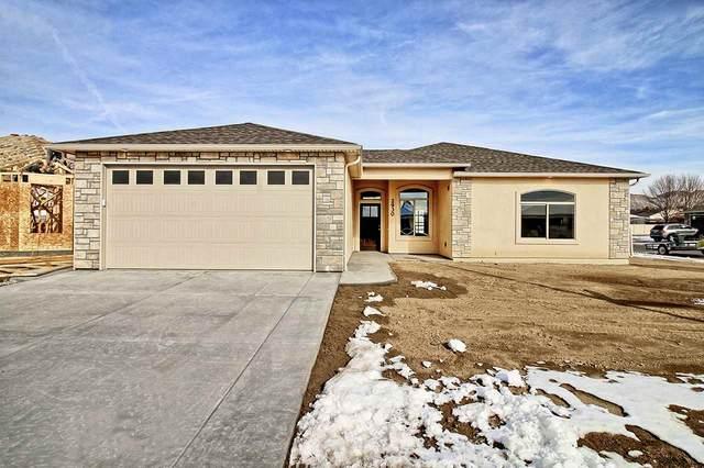 677 Strathearn Drive B, Grand Junction, CO 81504 (MLS #20210371) :: The Christi Reece Group
