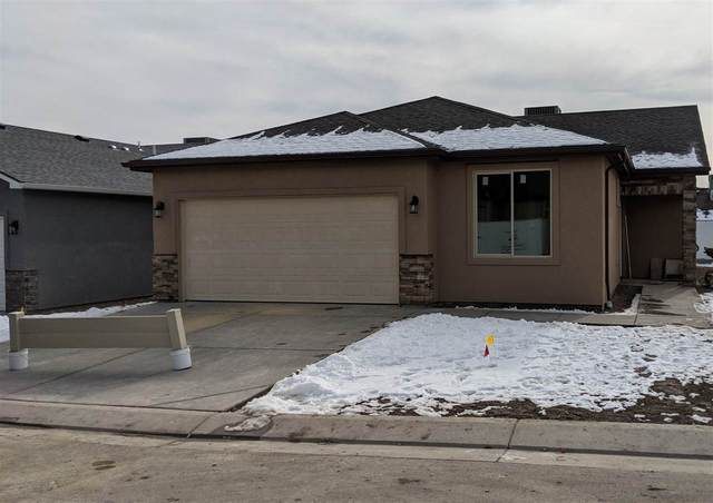 2869 Naples Drive, Grand Junction, CO 81501 (MLS #20210373) :: The Kimbrough Team   RE/MAX 4000