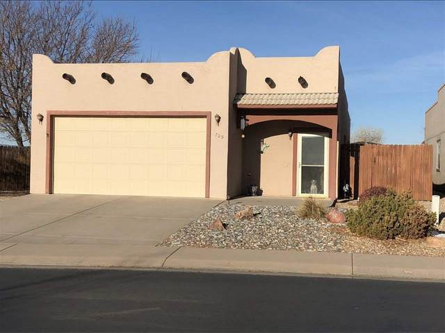 709 Spanish Trail Drive, Grand Junction, CO 81505 (MLS #20210374) :: The Grand Junction Group with Keller Williams Colorado West LLC