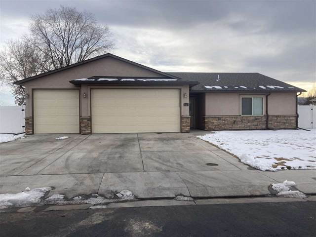 3025 Apple Acres Drive, Grand Junction, CO 81504 (MLS #20210378) :: The Christi Reece Group
