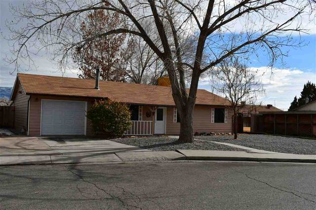 454 Morning Dove Drive, Grand Junction, CO 81504 (MLS #20210382) :: The Christi Reece Group