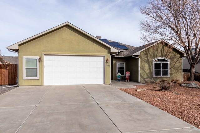 936 Agate Court, Fruita, CO 81521 (MLS #20210385) :: Lifestyle Living Real Estate
