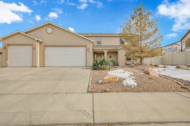 226 Frontier Street, Grand Junction, CO 81503 (MLS #20210386) :: The Christi Reece Group
