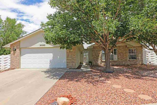 3020 Walnut Avenue, Grand Junction, CO 81504 (MLS #20210387) :: The Grand Junction Group with Keller Williams Colorado West LLC