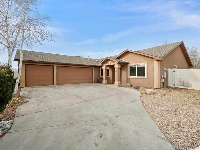 649 Zoe Lane, Grand Junction, CO 81504 (MLS #20210390) :: Lifestyle Living Real Estate