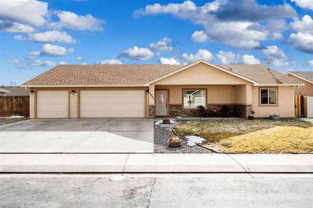 2985 Swan Meadows Drive, Grand Junction, CO 81504 (MLS #20210398) :: The Grand Junction Group with Keller Williams Colorado West LLC