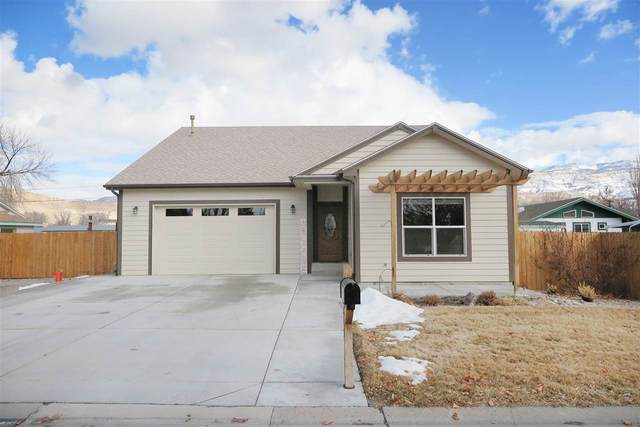 225 Crawford Lane, Palisade, CO 81526 (MLS #20210408) :: The Grand Junction Group with Keller Williams Colorado West LLC