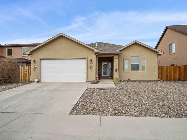 413 Bear Dance Drive, Grand Junction, CO 81504 (MLS #20210411) :: Lifestyle Living Real Estate