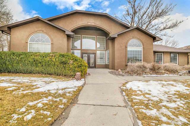 2149 S Canyon View Drive, Grand Junction, CO 81507 (MLS #20210412) :: Lifestyle Living Real Estate