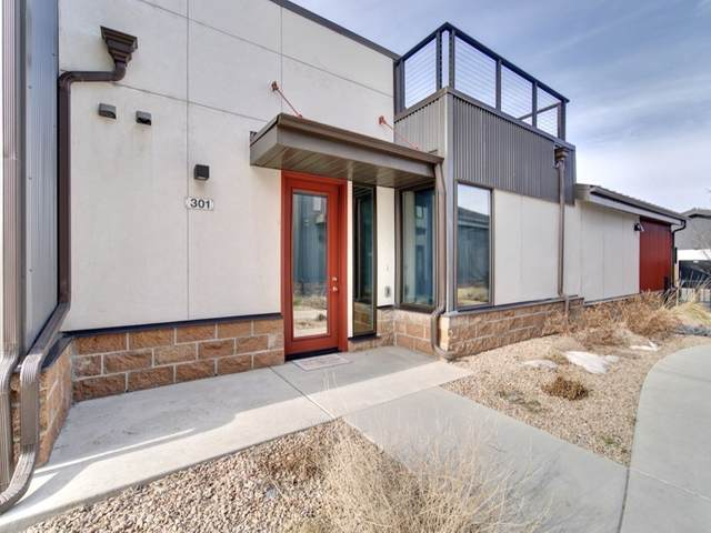 859 Struthers Avenue #301, Grand Junction, CO 81501 (MLS #20210424) :: Lifestyle Living Real Estate