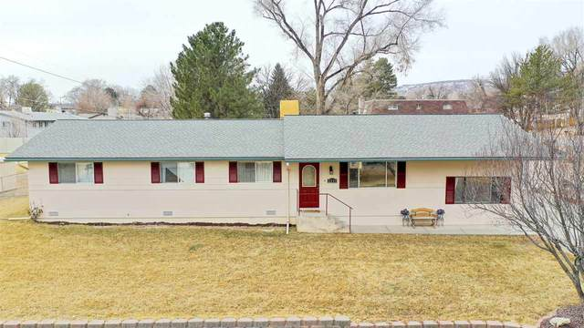 2291 Pawnee Drive, Grand Junction, CO 81507 (MLS #20210428) :: The Grand Junction Group with Keller Williams Colorado West LLC
