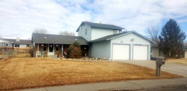 3016 1/2 Bookcliff Avenue, Grand Junction, CO 81504 (MLS #20210431) :: Lifestyle Living Real Estate