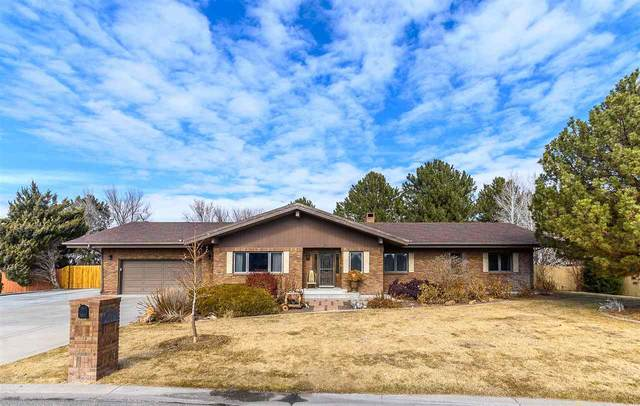 2688 Wilshire Court, Grand Junction, CO 81506 (MLS #20210434) :: The Grand Junction Group with Keller Williams Colorado West LLC