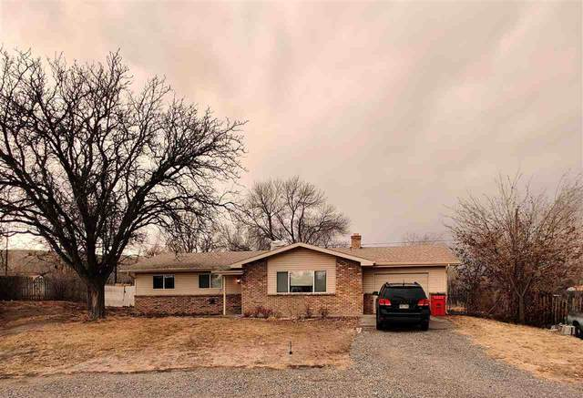 241 Twyman Drive, Grand Junction, CO 81503 (MLS #20210435) :: Lifestyle Living Real Estate