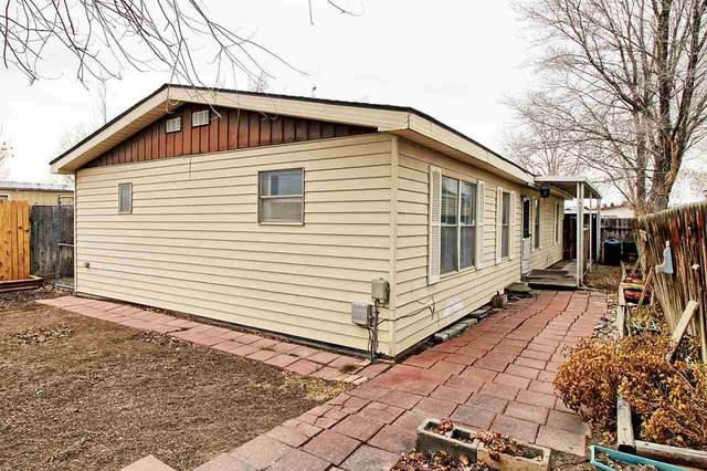 370 Clarinet Lane, Grand Junction, CO 81504 (MLS #20210454) :: CENTURY 21 CapRock Real Estate