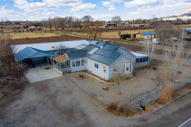 675 34 Road, Clifton, CO 81520 (MLS #20210469) :: The Christi Reece Group