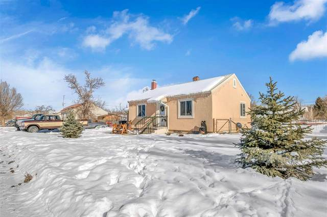 228 Cottonwood Drive, Rangely, CO 81648 (MLS #20210478) :: CENTURY 21 CapRock Real Estate