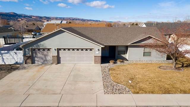 701 Granite Drive, Fruita, CO 81521 (MLS #20210479) :: The Grand Junction Group with Keller Williams Colorado West LLC