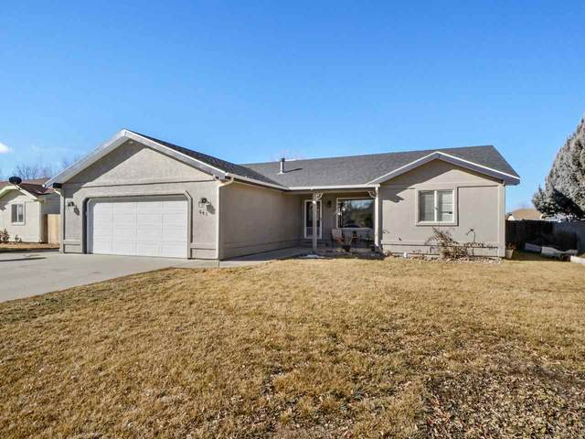 541 N Willow Street, Fruita, CO 81521 (MLS #20210481) :: The Grand Junction Group with Keller Williams Colorado West LLC