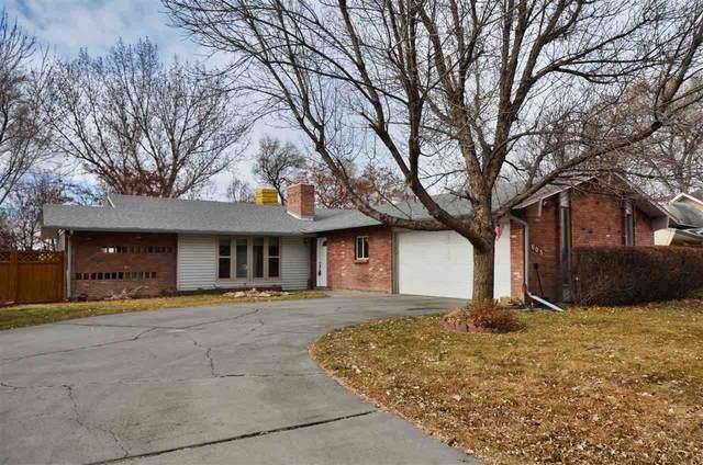 603 Serenade Street, Grand Junction, CO 81504 (MLS #20210482) :: Lifestyle Living Real Estate