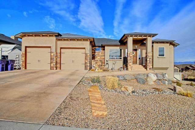 2124 Canyon Wren Court, Grand Junction, CO 81507 (MLS #20210494) :: Lifestyle Living Real Estate