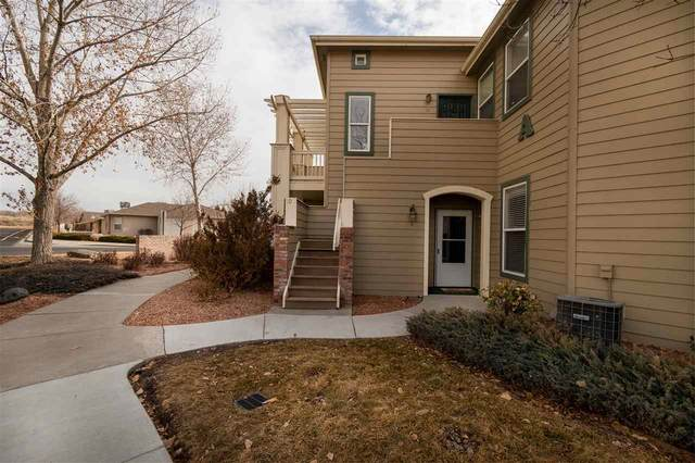 2491 Fountain Greens Place A4, Grand Junction, CO 81505 (MLS #20210496) :: The Grand Junction Group with Keller Williams Colorado West LLC