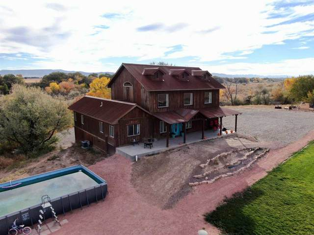 2530 5500 Road, Delta, CO 81416 (MLS #20210501) :: CENTURY 21 CapRock Real Estate