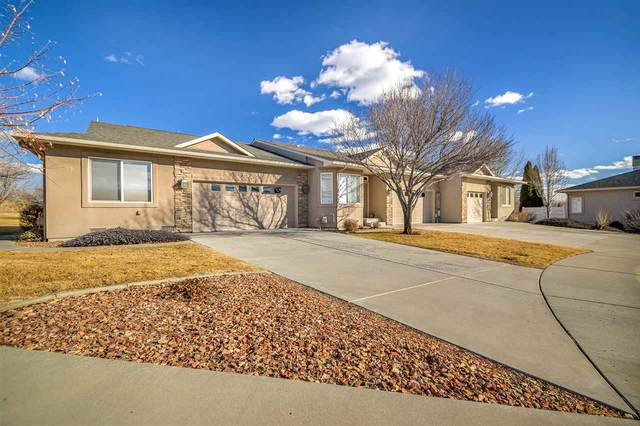 572 1/2 Garden Grove Court, Grand Junction, CO 81501 (MLS #20210502) :: Lifestyle Living Real Estate
