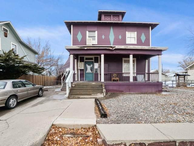 1118 Main Street, Grand Junction, CO 81501 (MLS #20210503) :: The Christi Reece Group