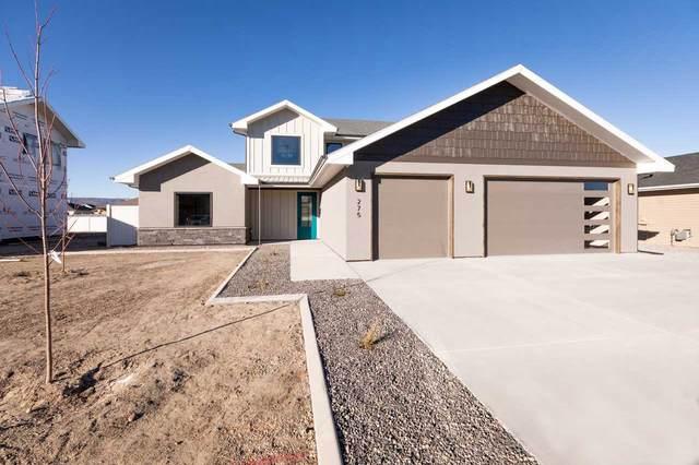 267 Durant Street, Grand Junction, CO 81503 (MLS #20210504) :: Michelle Ritter