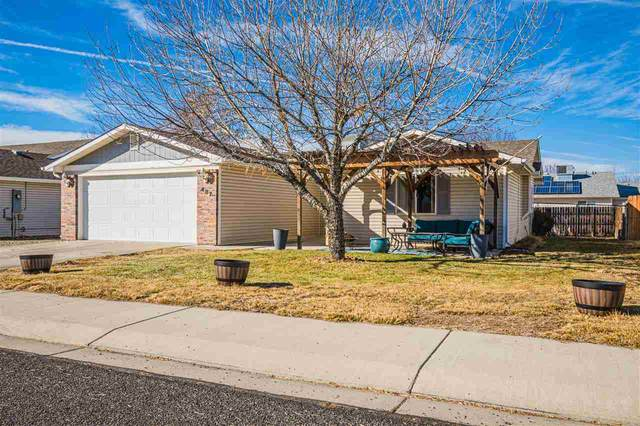 487 Arabian Way, Grand Junction, CO 81504 (MLS #20210508) :: Lifestyle Living Real Estate