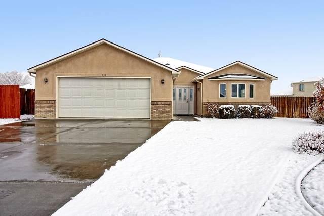 632 Kings Glen Loop, Grand Junction, CO 81504 (MLS #20210510) :: The Grand Junction Group with Keller Williams Colorado West LLC