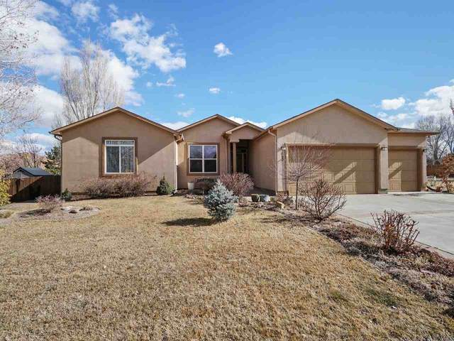 692 Roundup Drive, Grand Junction, CO 81507 (MLS #20210511) :: The Grand Junction Group with Keller Williams Colorado West LLC