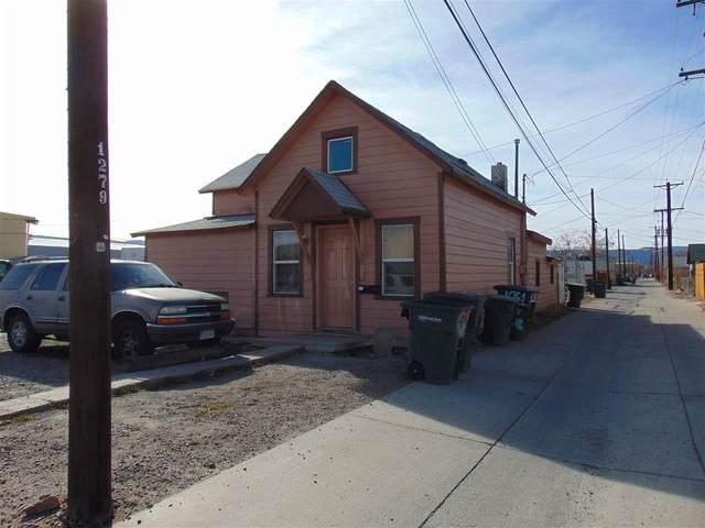 225 S 13th Street, Grand Junction, CO 81501 (MLS #20210521) :: The Joe Reed Team