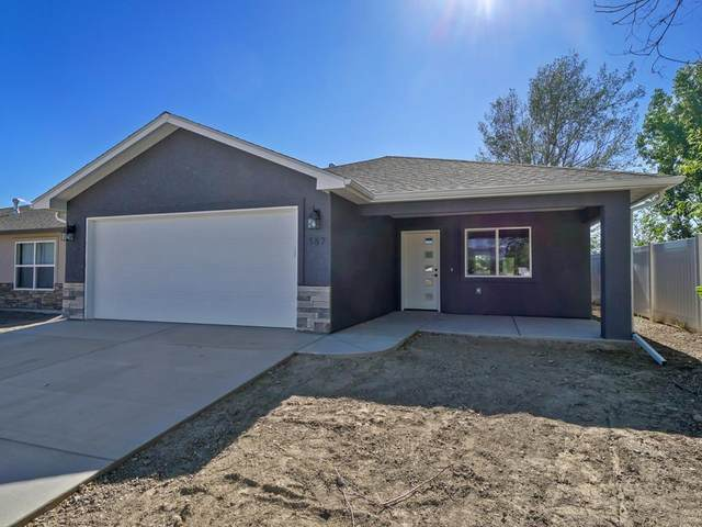 573 Hennessy Way, Grand Junction, CO 81504 (MLS #20210522) :: The Grand Junction Group with Keller Williams Colorado West LLC
