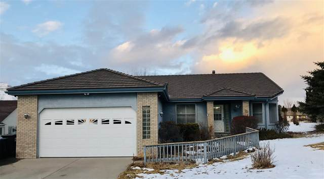 11 Cottonwood Court, Parachute, CO 81635 (MLS #20210530) :: The Grand Junction Group with Keller Williams Colorado West LLC