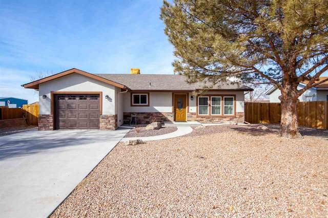 3170 1/2 William Drive, Grand Junction, CO 81503 (MLS #20210531) :: The Grand Junction Group with Keller Williams Colorado West LLC
