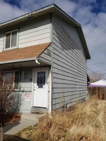 3234 1/2 White Avenue #4, Clifton, CO 81520 (MLS #20210532) :: The Christi Reece Group