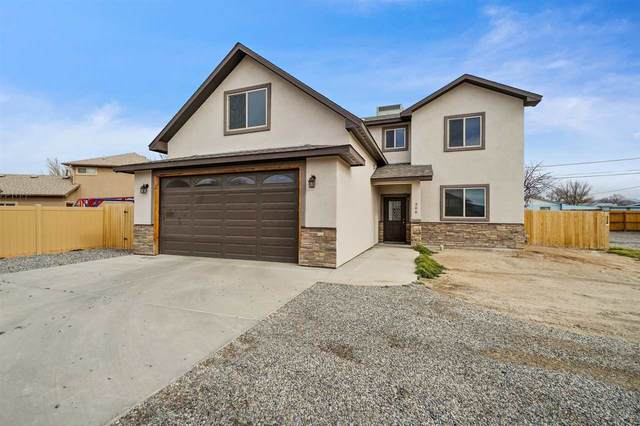 306 Carriage Hills Court, Grand Junction, CO 81503 (MLS #20210542) :: Lifestyle Living Real Estate