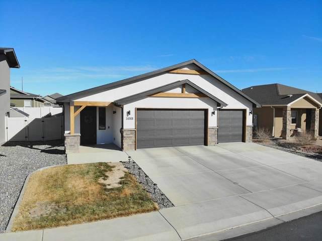 2476 Zenith Lane B, Grand Junction, CO 81505 (MLS #20210562) :: Lifestyle Living Real Estate
